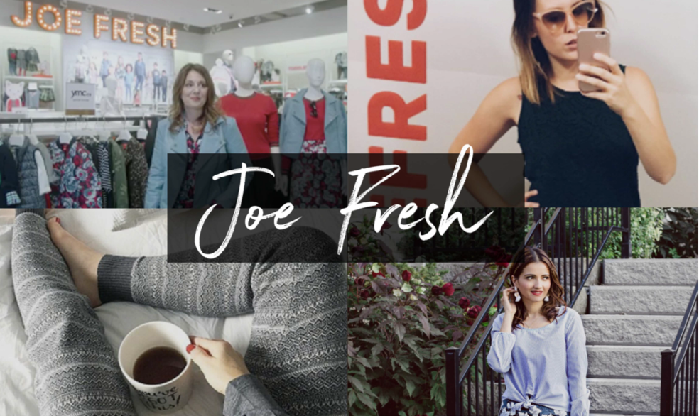Connecting Joe Fresh with Canadian Moms – A Case Study